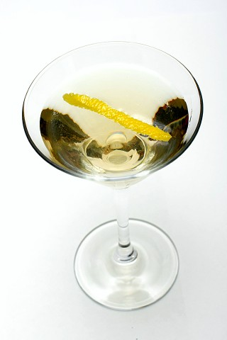 The Smoky Martini (Дымный Мартини)