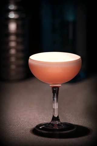 Royal Clover Club Cocktail