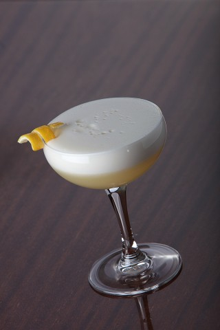 The Maiden's Prayer Cocktail with a beautiful twist