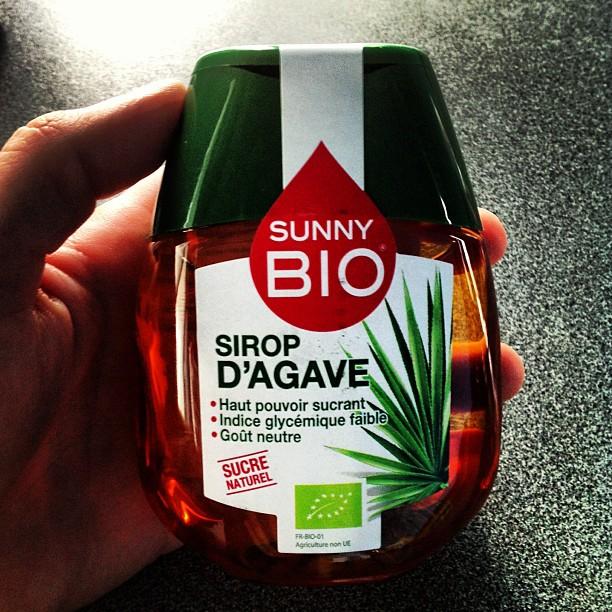 Sunny Bio Sirop d'Agave