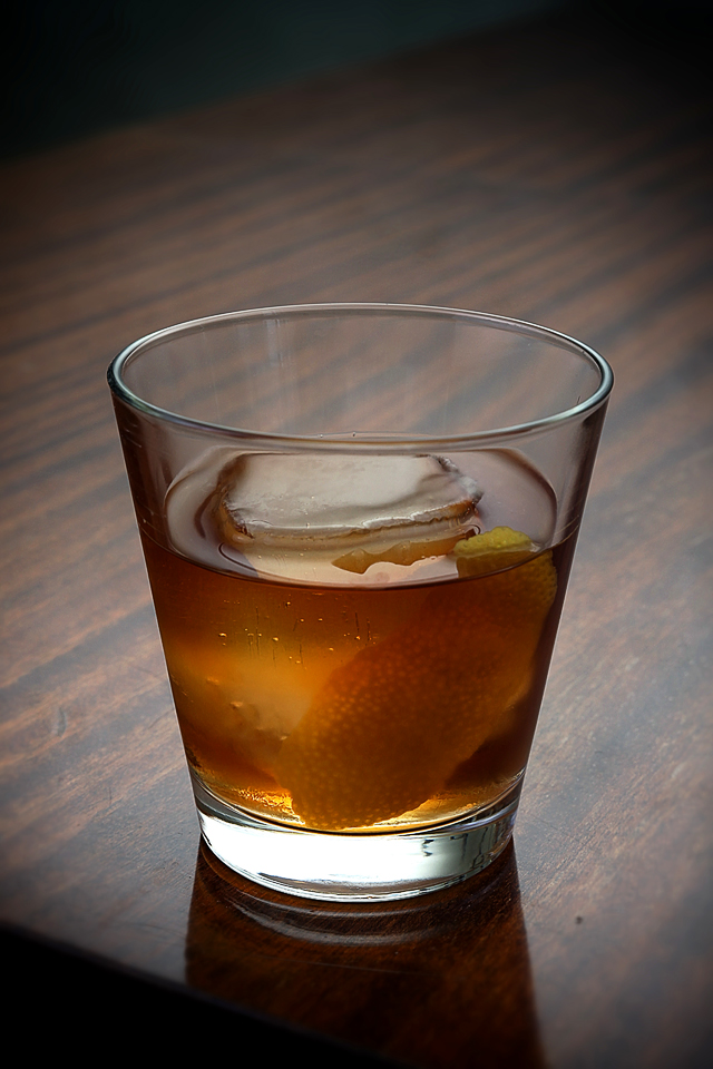 Improved Whiskey Cocktail | ScienceOfDrink.com