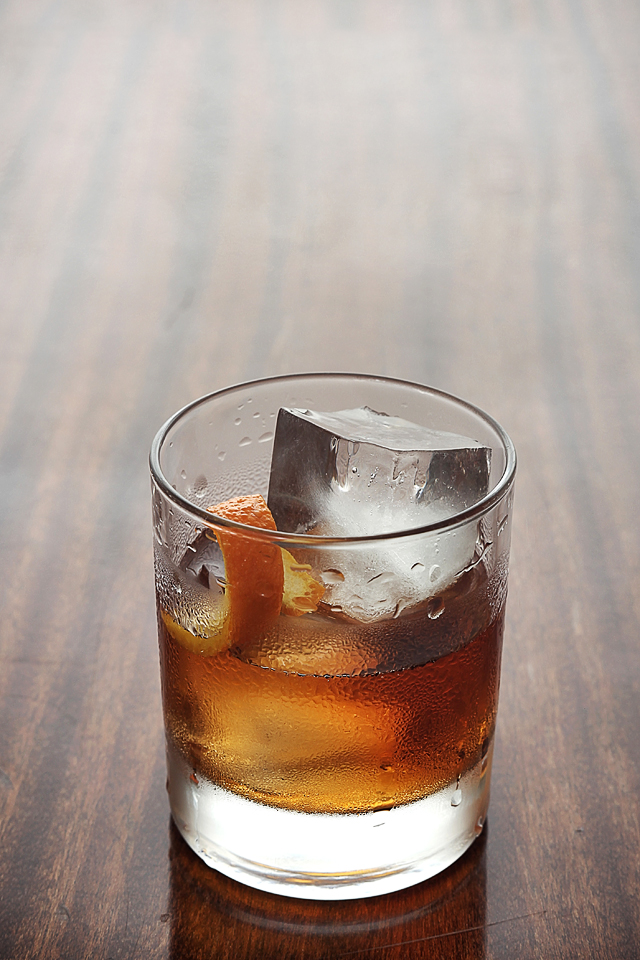 Perfect Old-Fashioned Cocktail | ScienceOfDrink.com