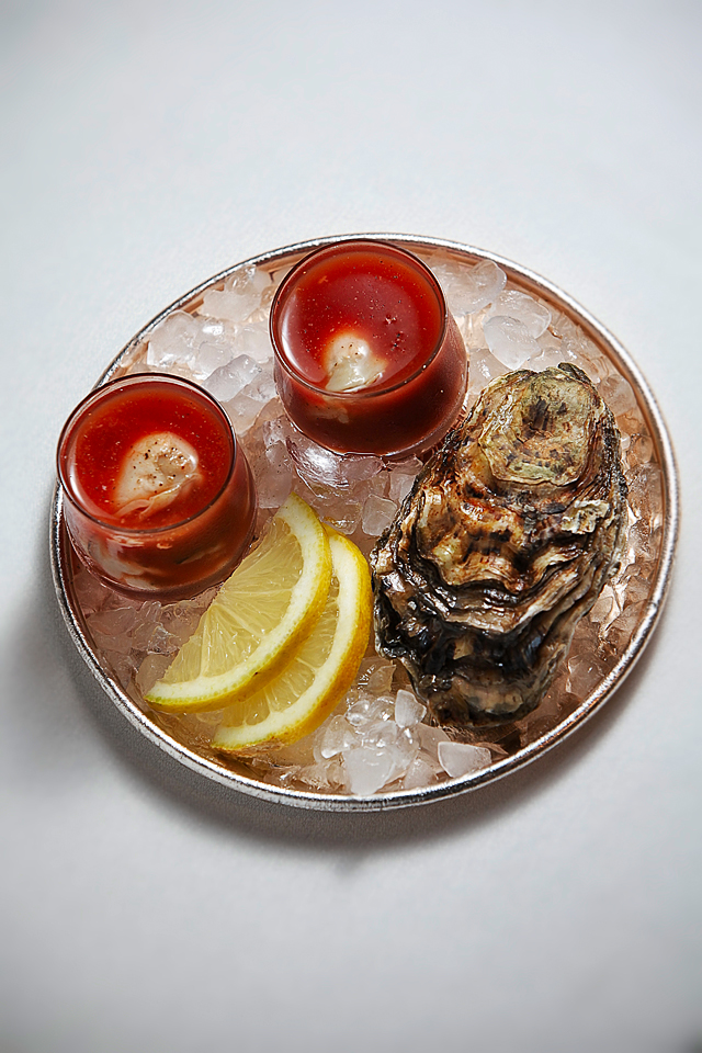The Oyster Shooter | ScienceOfDrink.com