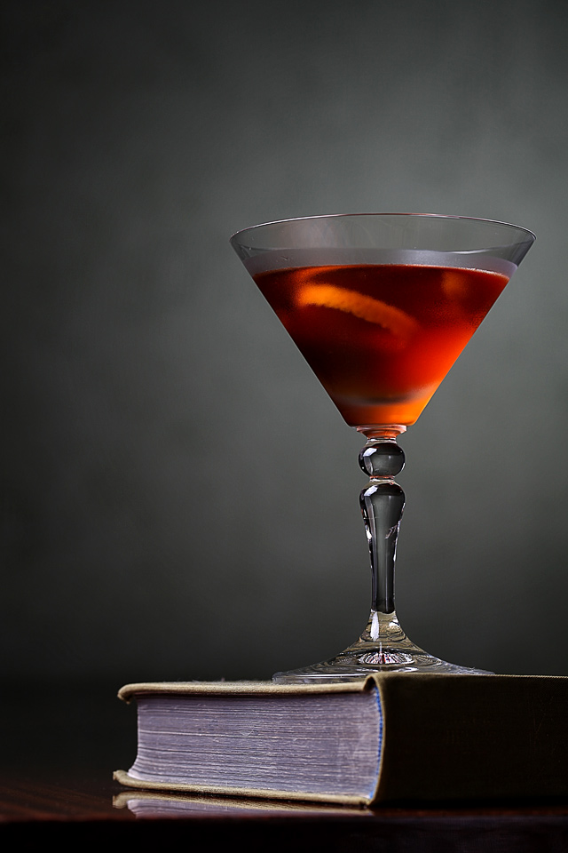 The Martinez Cocktail | ScienceOfDrink.com