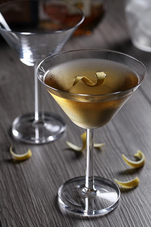 La Perla Cocktail | ScienceOfDrink.com