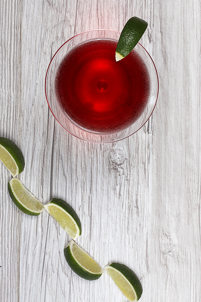Crimson Slippers | ScienceOfDrink.com