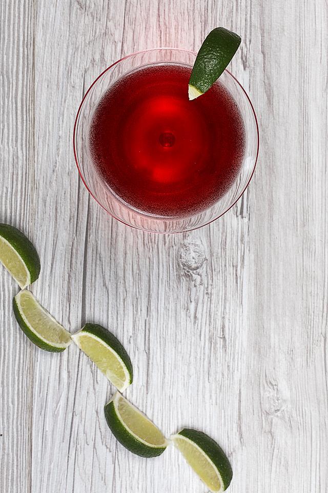 Crimson Slippers | ScienceOfDrink.com