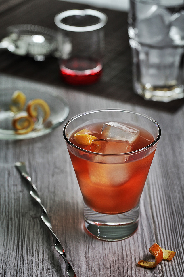 The Three Faces Cocktail | ScienceOfDrink.com