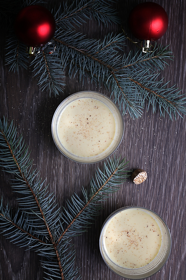 Two Beauty Eggnogs | ScienceOfDrink.com
