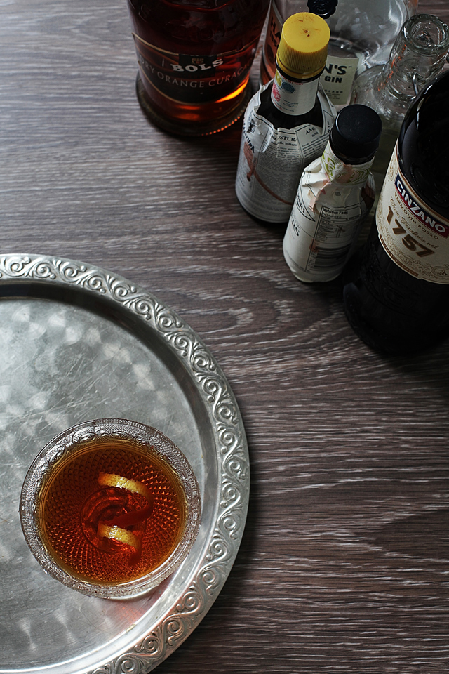 Martini Antica Formula | ScienceOfDrink.com