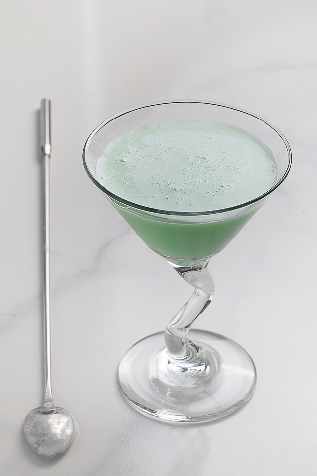 The Grasshopper | ScienceOfDrink.com