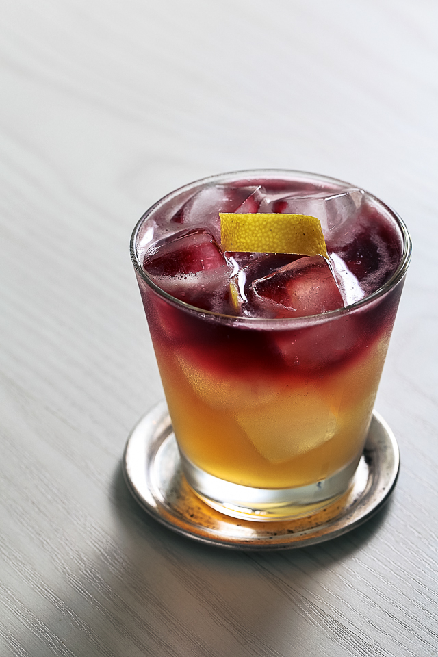 The New York Sour | ScienceOfDrink.com