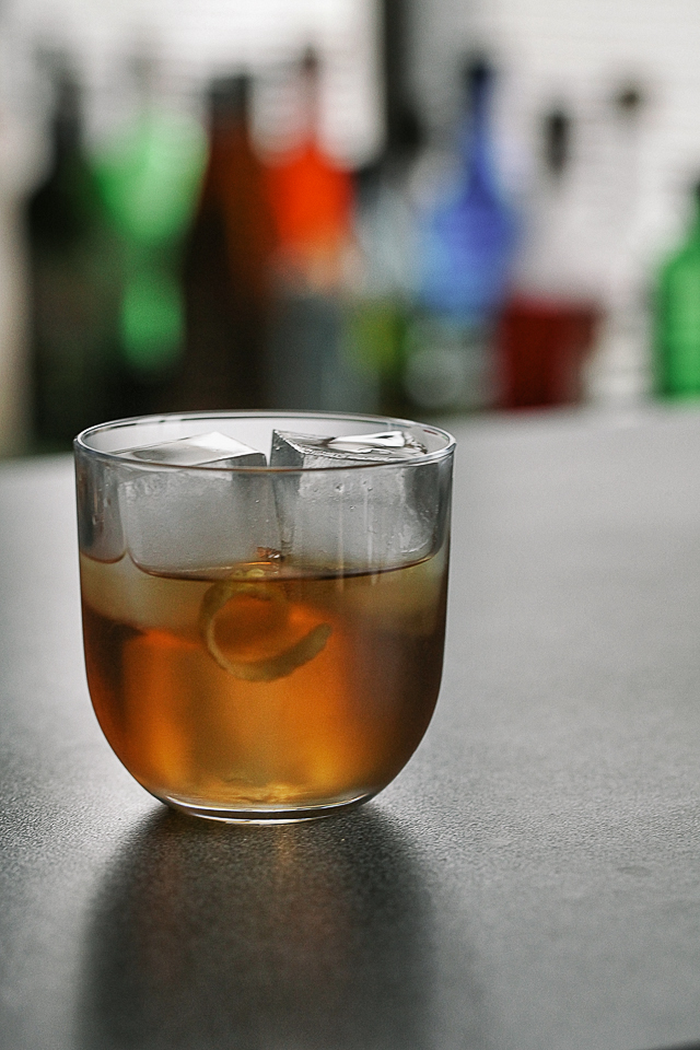 The Jay Jones' Prospector Cocktail | ScienceOfDrink.com
