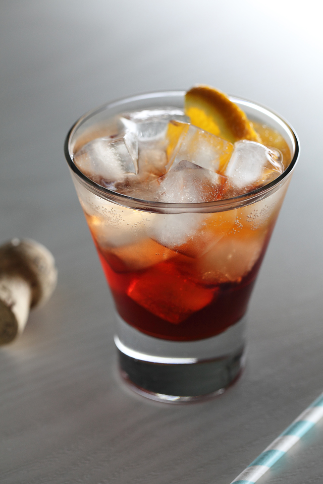 The Negroni Sbagliato Cocktail | ScienceOfDrink.com