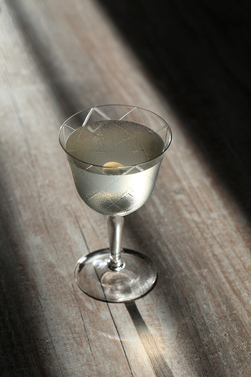 The Perfect 'Nick & Nora' Martini | ScienceOfDrink.com