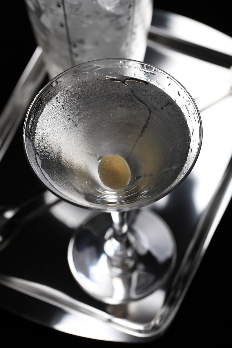 How to make 1951 Chicago Martini Cocktail | ScienceOfDrink.com