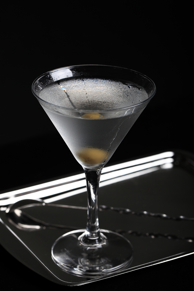 1951 Chicago Martini Cocktail | ScienceOfDrink.com