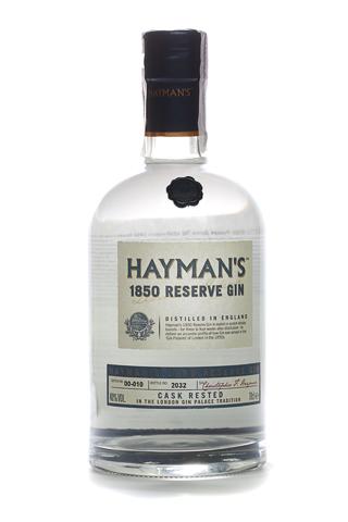Бутылка HAYMAN'S 1850 Reserve Gin