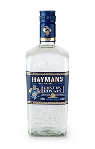 Бутылка джина Хайманс
