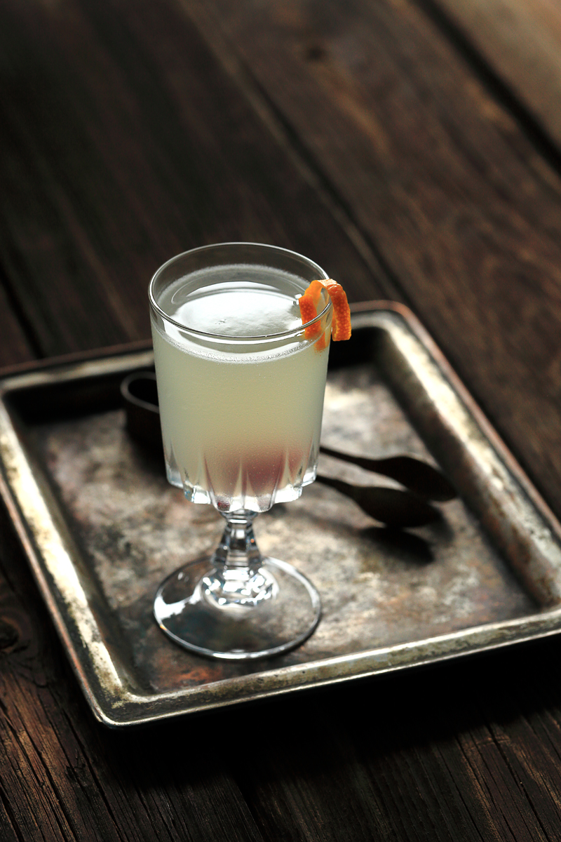 Corpse Reviver #2 Cocktail | ScienceOfDrink.com