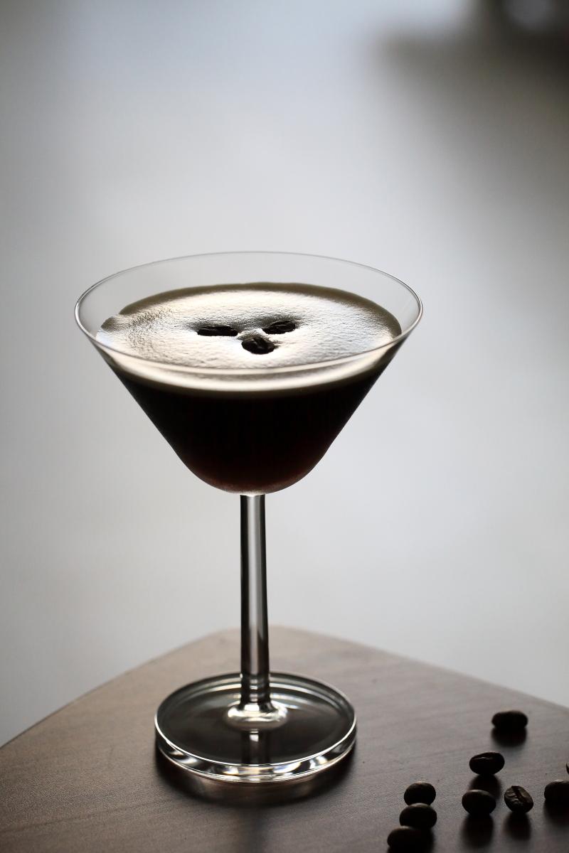 Bradsell's Espresso Martini | ScienceOfDrink.com