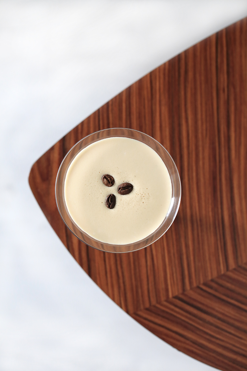 Espresso Martini | ScienceOfDrink.com