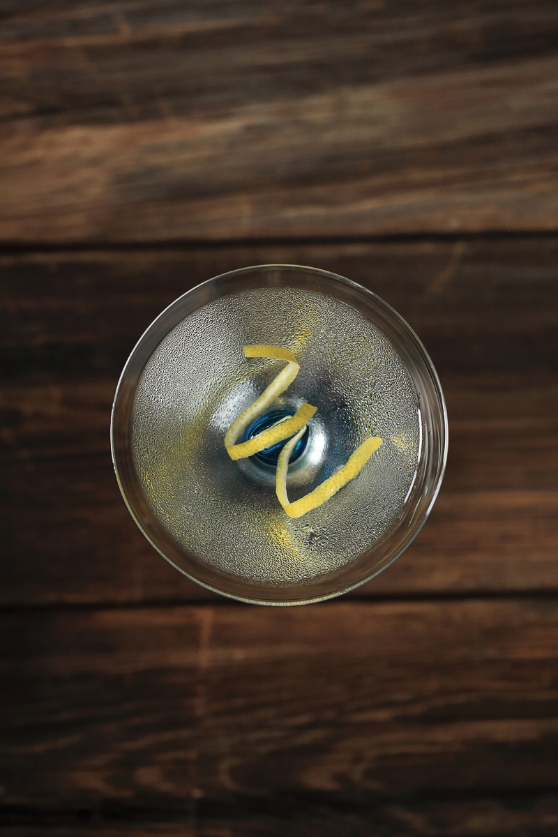 The Vesper | ScienceOfDrink.com