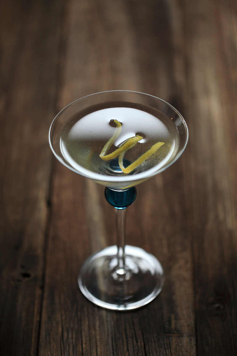 The Vesper Martini | ScienceOfDrink.com