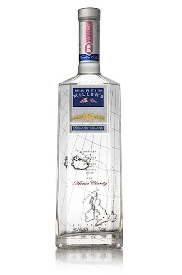 Бутылка джина Мартин Миллерс