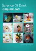 Nine-Panel Photo Grid A4 Flyer