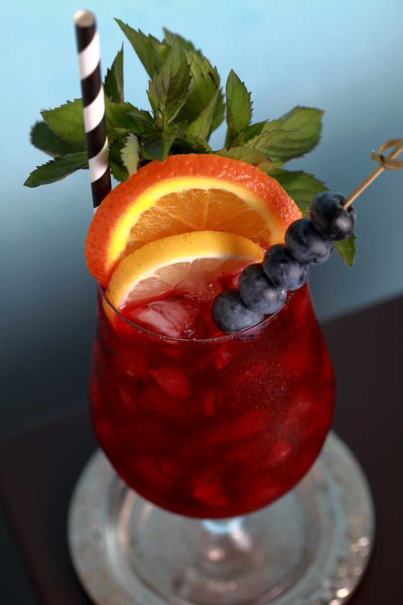 Claret Cobbler | ScienceOfDrink.com