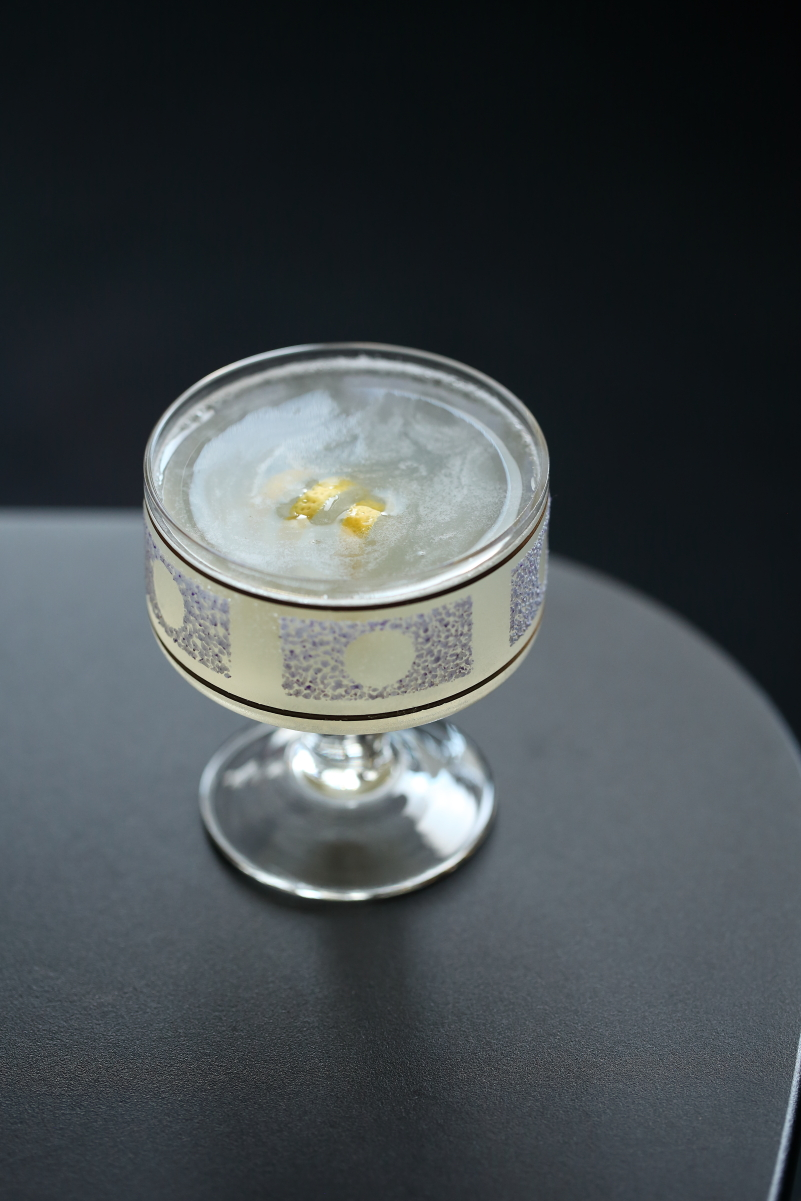 Twentieth Century Cocktail, perfect serve | ScienceOfDrink.com