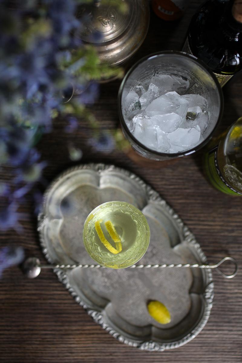 How to make an Alaska Cocktail | ScienceOfDrink.com