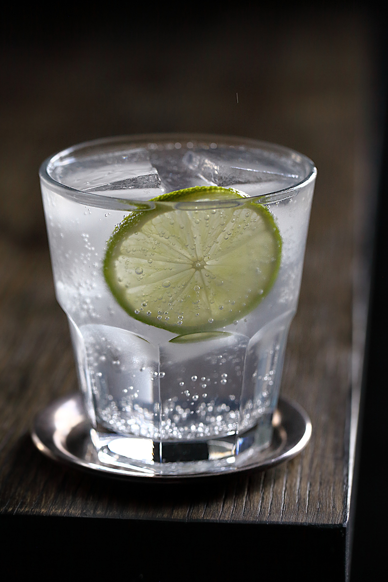 Sparkling Gin & Tonic | ScienceOfDrink.com
