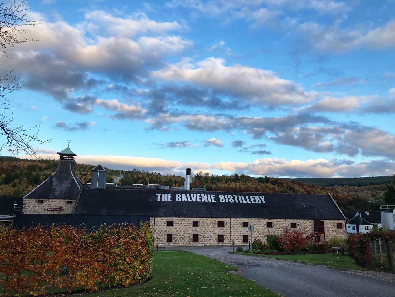 Balvenie Distillery Malthouse