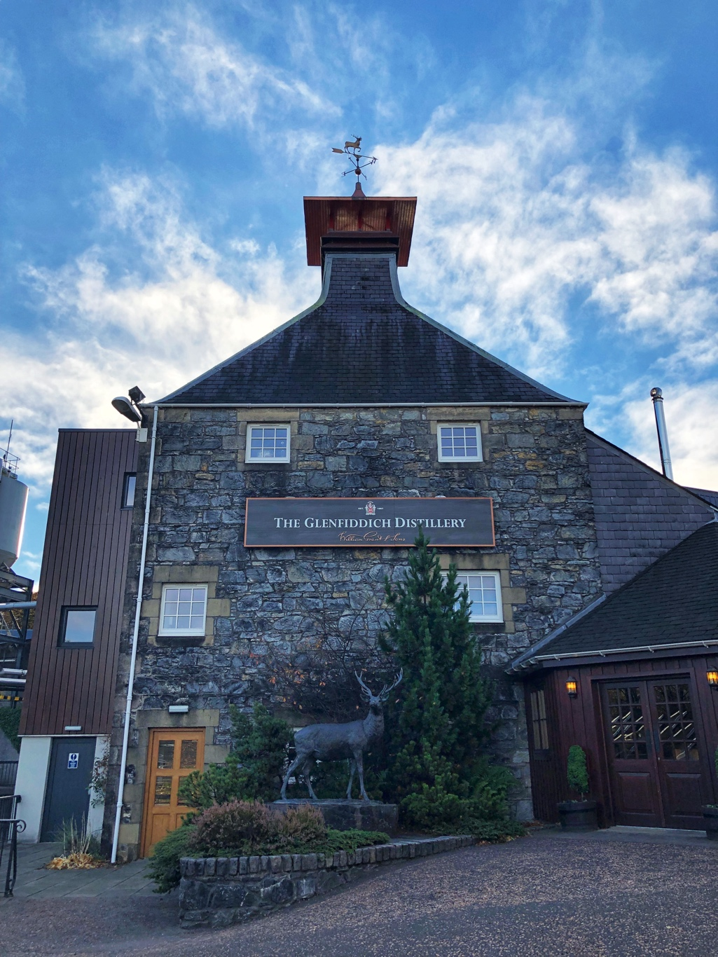 Glenfiddich Distillery 2018