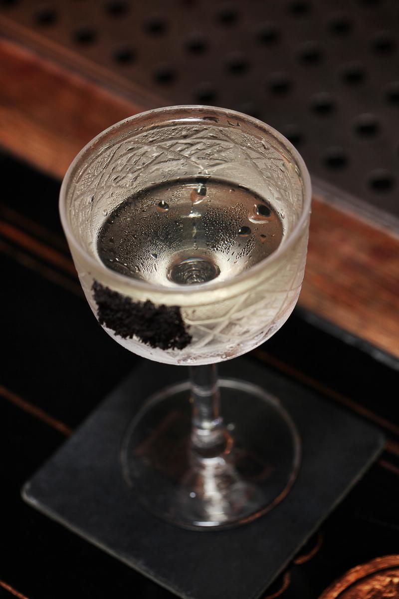 Malevich Martini Tantalizing